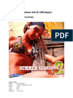 Credits Summer Sessions Vol II