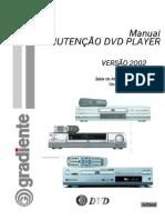 DVD GRADIENTE MANUTENÇÃO