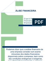 Analise Financeira