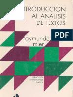 Introd Al Analisis de Textos