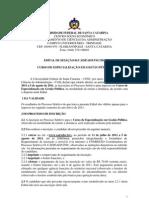 EditalEspecializaçãoGestãoPública