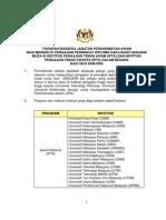 Permohonan Biasiswa Ijazah Dalam Negeri 2008