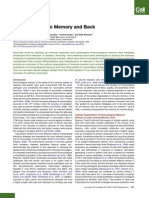 From Vaccines to Memory and Back