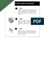 Guia de publicación de contenido en UniversidadMoodle.com