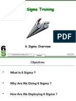 003 Six Sigma Overview 060503
