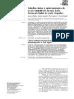 Estudio clínico y epidemiologico de la dermatofitosis