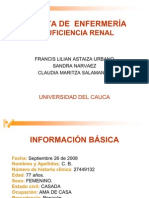 Caso Clinico Enfermedad Pulmonar