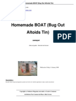 Homemade BOAT Bug Out Altoids Tin