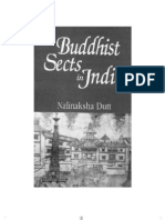 Dutt, Nalinaksha - Buddhist Sects in India