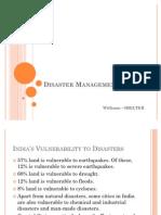 Disaster Management Williams