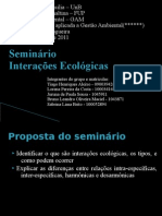 Seminário_BiologiaAplicadaGestãoAmbiental