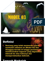Pengenalan Modul 03