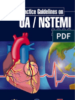 Clinical Practise Guidelines on UA or NSTEMI 2002 (Dr DAvid Quek)