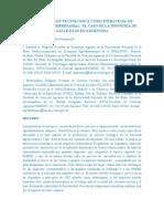 La Innovación Tecnológica como Estrategia de Desarrollo Empresarial