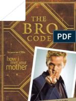 Barney Stinson - The Bro Code