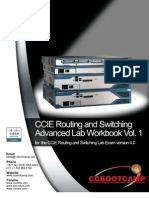 Sample Ccie Rs Advanced Lab Workbook Ver 4 Vol1