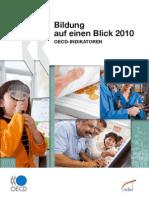 OECD Bildung Auf Einen Blick