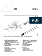 Sfh309 Sensor