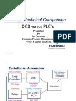 DCS PLC Comparison