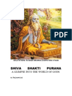 Shiva Shakti Purana (English, Illustrated)
