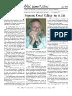 023 - Groundbreaking Supreme Court Ruling