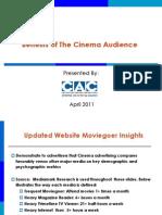 CAC-Moviegoer Insights Deck 040711