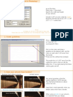 Guidelines Adobe Photoshop