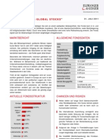"FACTSHEET ""E&G GLOBAL STOCKS"""