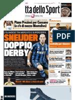 La Gazzetta Dello Sport 03.08.11