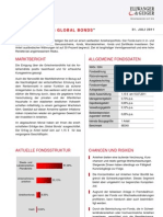 "FACTSHEET ""E&G GLOBAL BONDS"""