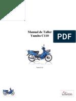 Yumbo C110 - Manual Servicios