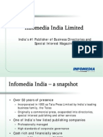 Infomedia India Limited