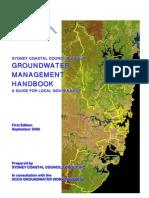 Groundwater Management Handbook