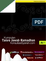 Tanya Jawab Ramadhan Jilid 1