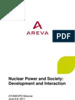 Ядерная энергетика и общество