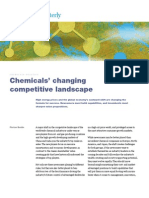 McK - Chemical Competitive Landscape