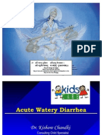 Acute Diarrhea in Children