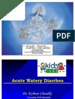 Acute Diarrhea in Children