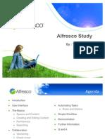 Alfresco Study