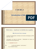 3 SQL