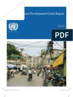 55354020 Millennium Development Goals Report 2010