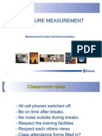 Pressure Measurement SAT Format