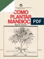Mandioca - Manual Técnico (Emater-GO)