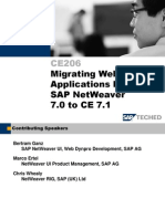 Migrating Web Dynpro