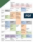 Bo's 11-12 Schedule Paradigm