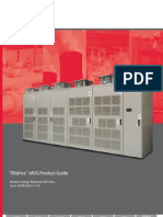 TMdrive-MVG - TMEIC's Medium Voltage AC Drive