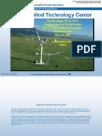 Fundamentals of Wind Energy