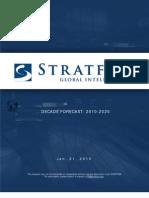Decade Forecast 2010-2020