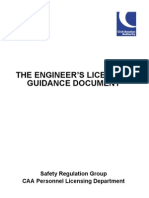 Licencing Guidance Docs