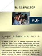 Rol Del Instructor